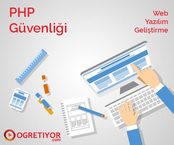 PHP GÜVENLİĞİ
