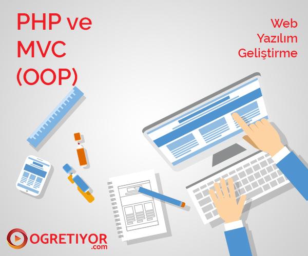 PHP VE MVC (OOP)