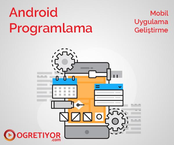 Android Programlama (Ömer Bektaş)