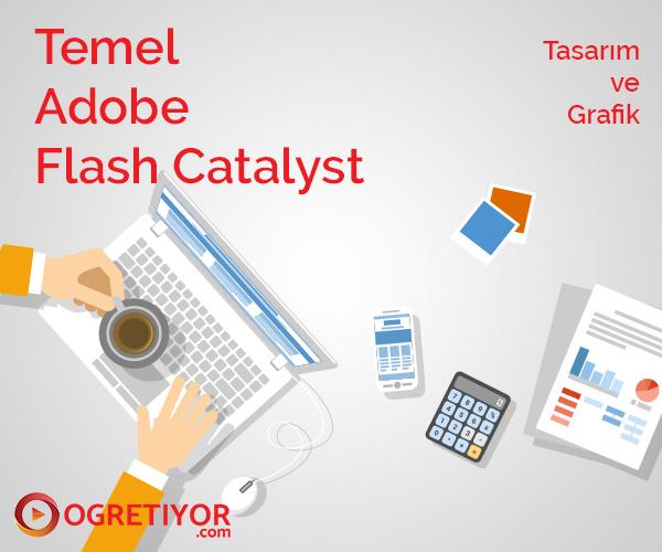 Temel Adobe Flash Catalyst