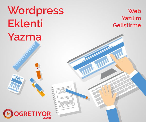 Wordpress Eklenti Yazma Eğitim Seti