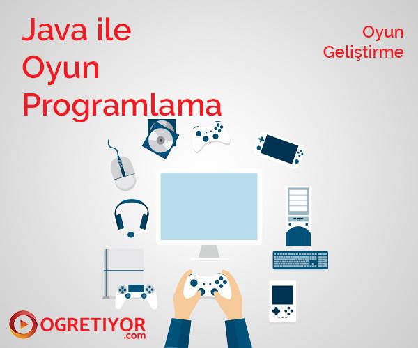 Java ile Oyun Programlama